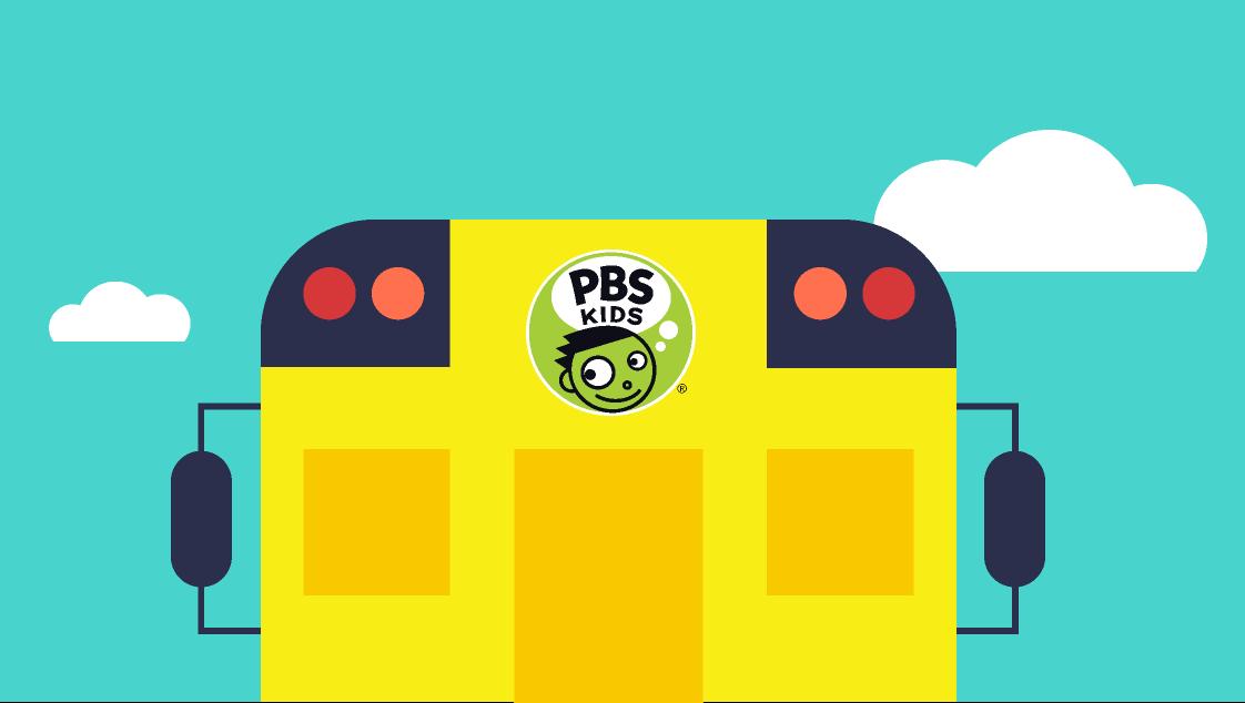 PBS Kids Illustration