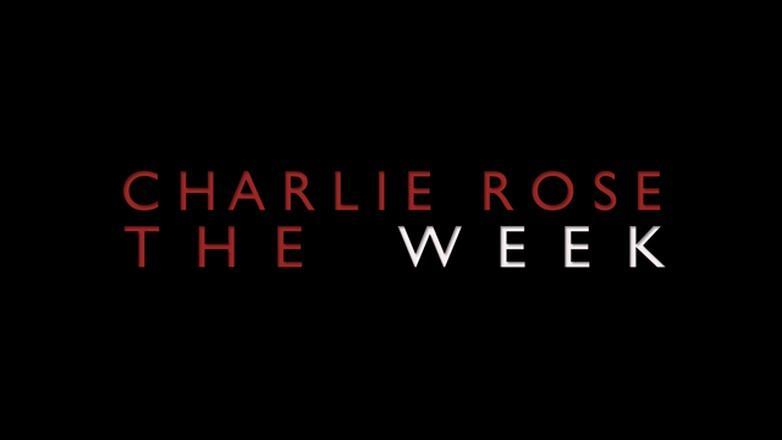 Charlie Rose The Week logo