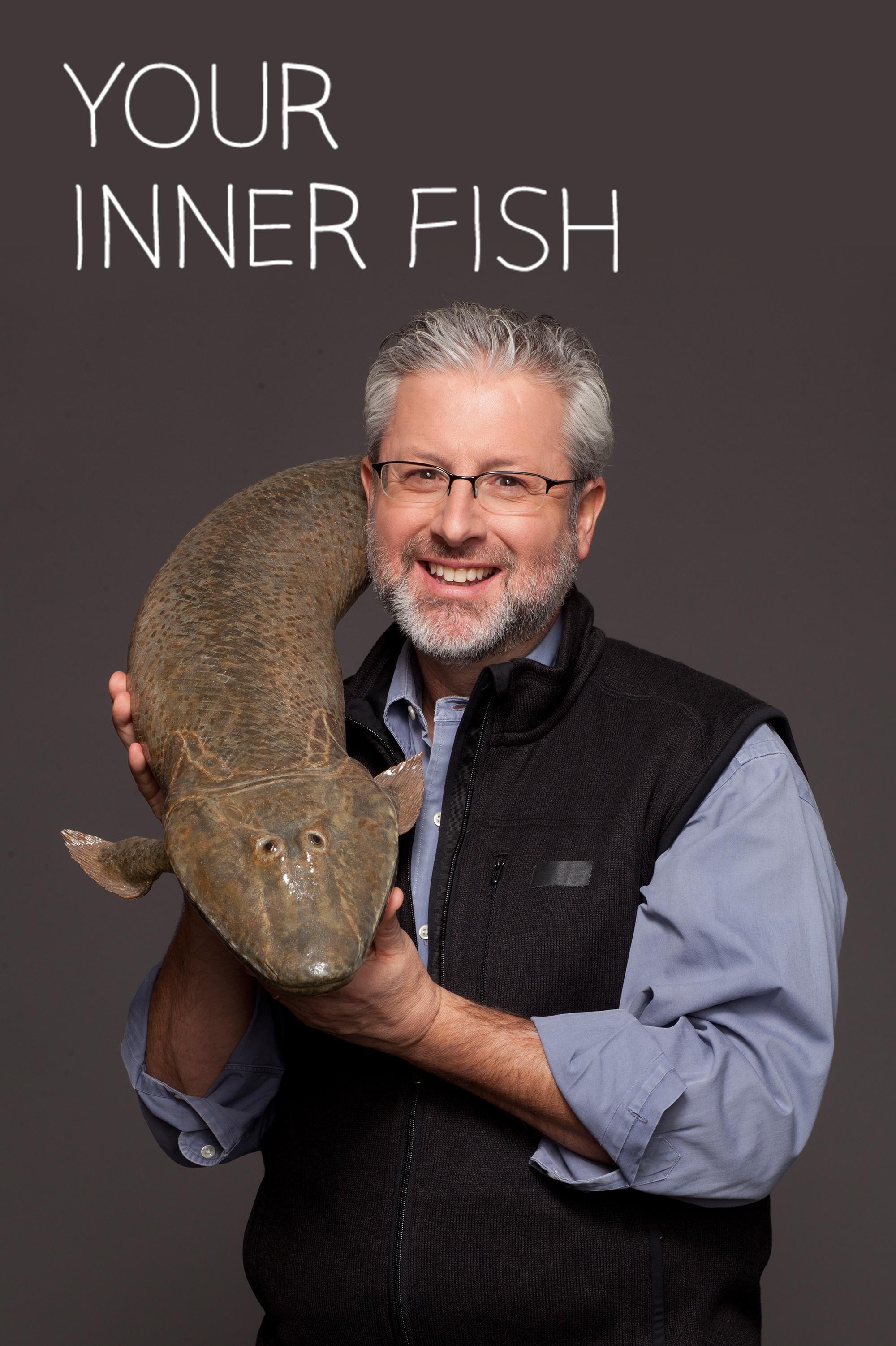 Your inner fish video thirteen new york public media for Neil shubin your inner fish