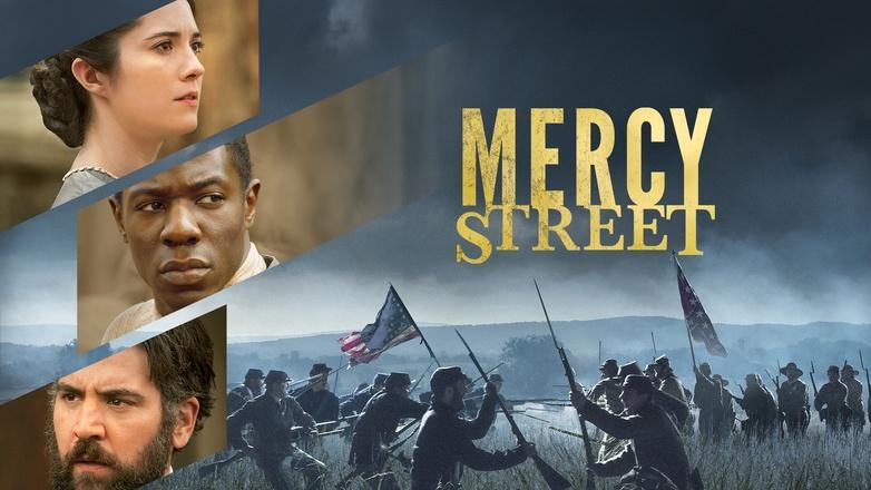 Mercy Street: Season 2 logo