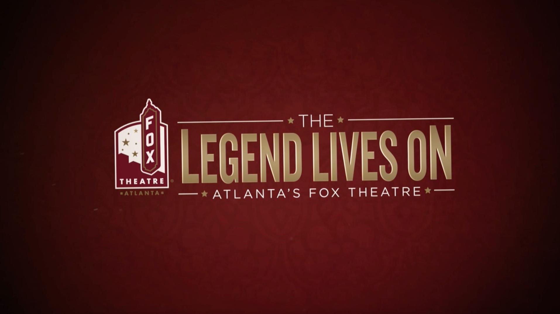 The Legend Lives On: Atlanta's Fox Theater