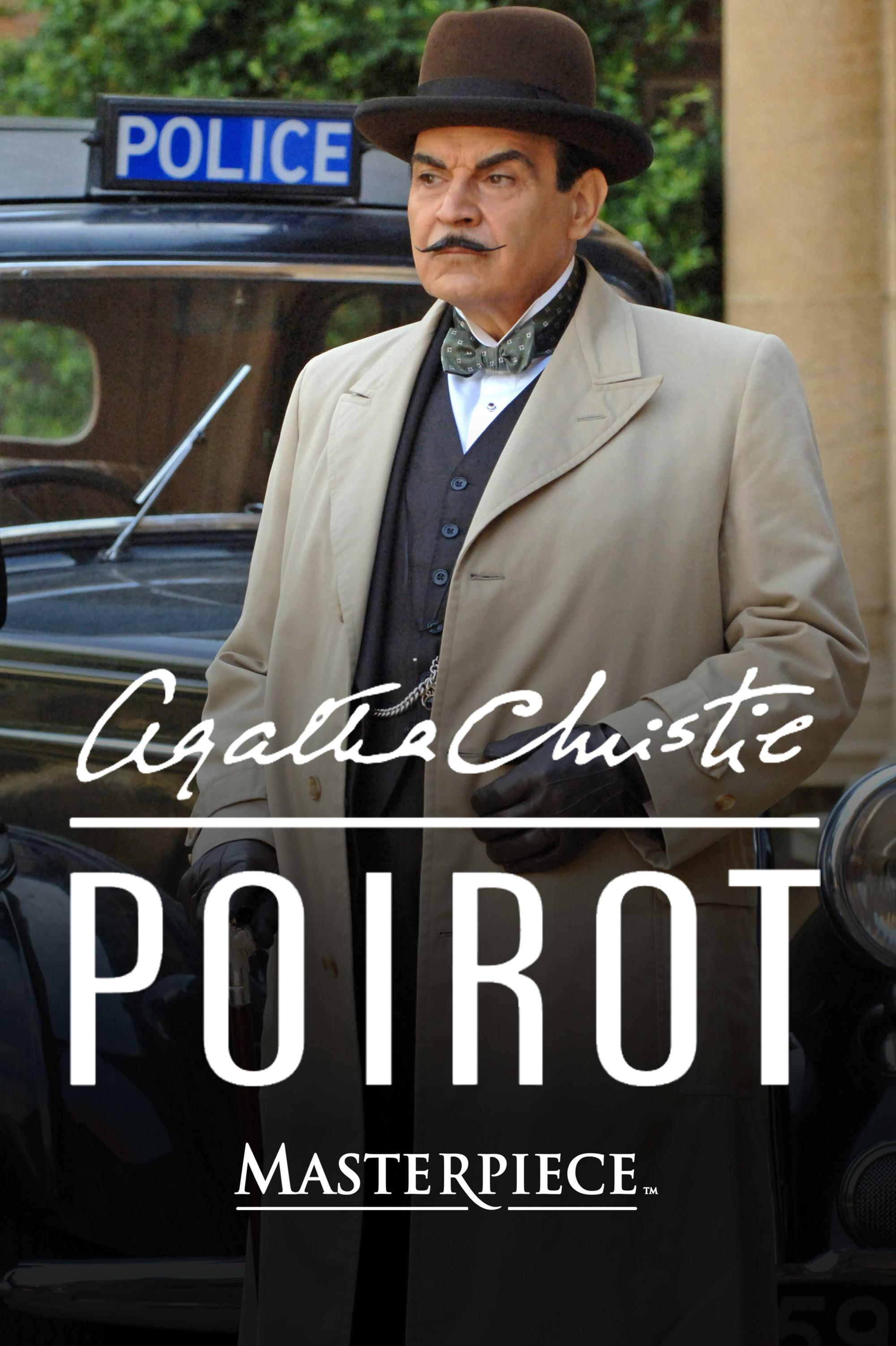 Hercule Poirot - Masterpiece | Video | THIRTEEN - New York Public ...