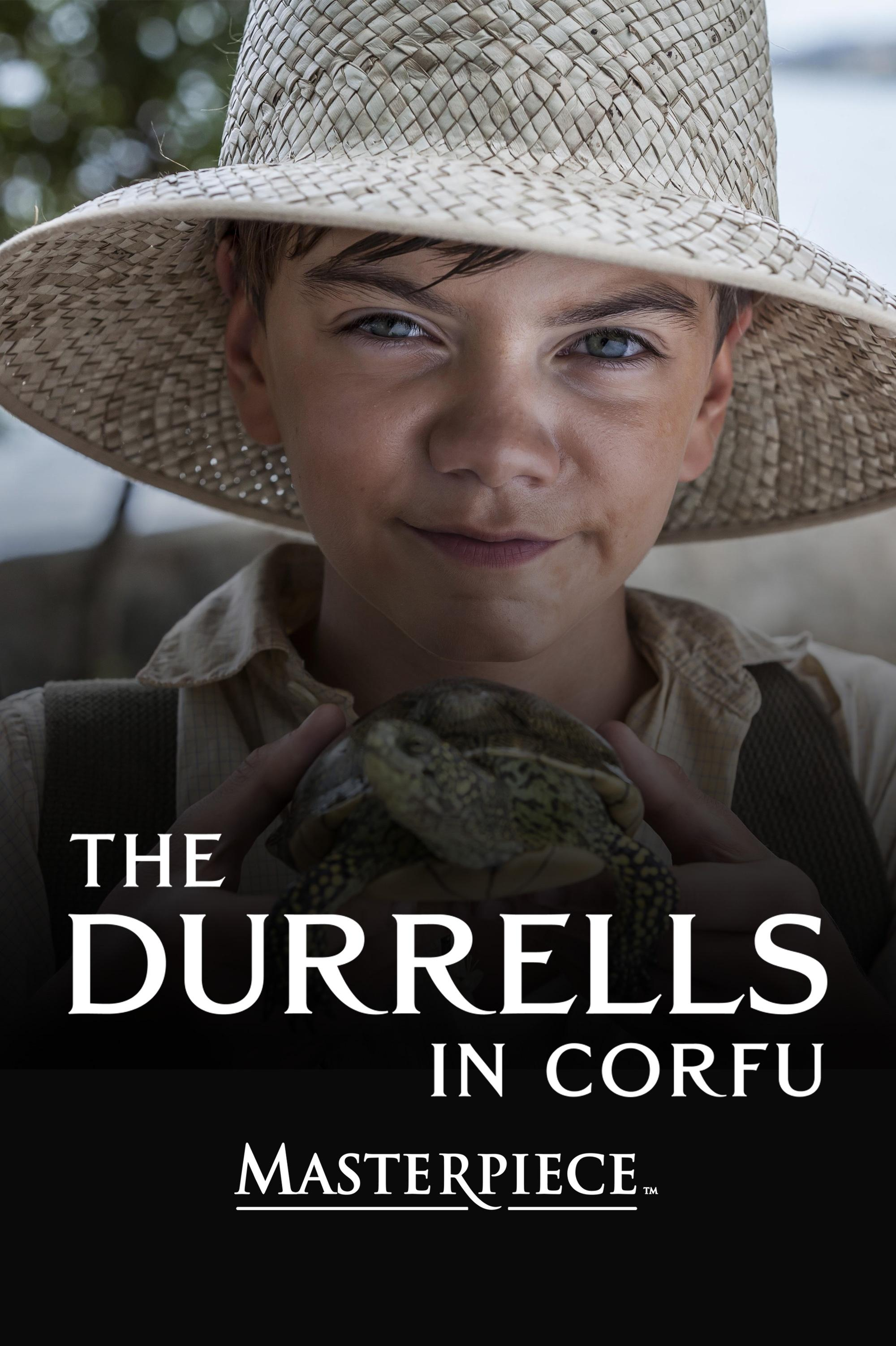 The Durrells in Corfu On Masterpiece