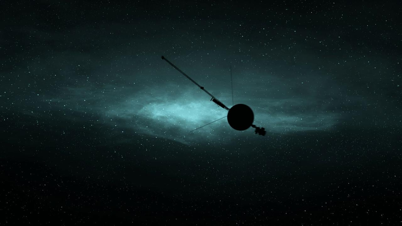 The Farthest | Voyager in Space