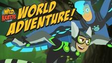 Wild Kratts World Adventures