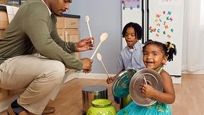 You Can Make Magic with Music at Home