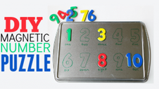 PBS Parents: Magnetic Number Puzzle