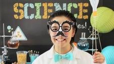 PBS Parents: Science Birthday Parties