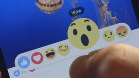 Facebook Tests New Set of Reaction Emojis