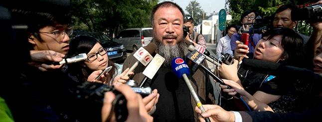 Image of Ai Weiwei: The Fake Case