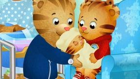 Meet Daniel Tiger's New Baby Sister