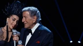 Tony Bennett and Lady Gaga Perform 'I Won't Dance'