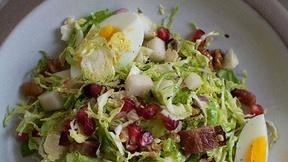 Make a Refreshing Brussels Sprouts Salad