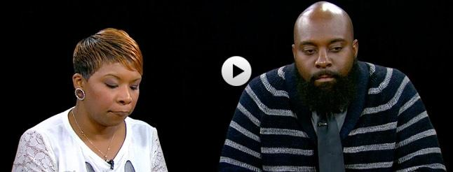 Image of Interview with Michael Brown's Parents