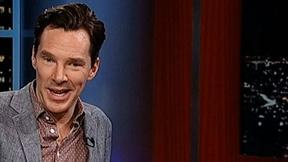 Sit Down with Actor Benedict Cumberbatch