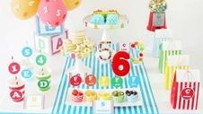 PBS Parents: ABCs & 123s Birthday Party