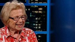 Sit Down with Sex Therapist Dr. Ruth