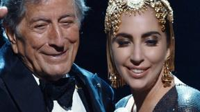 Tony Bennett and Lady Gaga 'Cheek to Cheek'