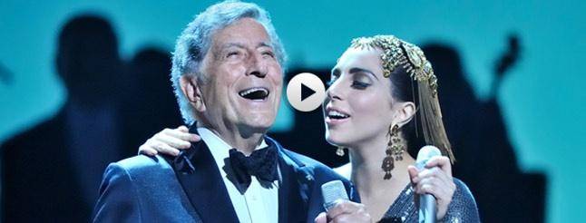 Image of Tony Bennett & Lady Gaga: Cheek to Cheek LIVE!