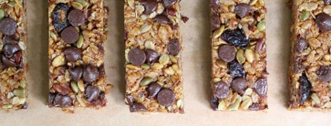 Image of Snack on Granola Bars