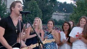 Hunter Hayes Performs Live at A Capitol Fourth