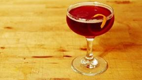 Enjoy Holiday Drinks from Top Mixologists