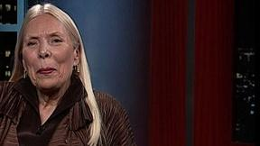 Sit Down with Singer-Songwriter Joni Mitchell