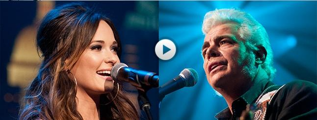Image of Kacey Musgraves / Dale Watson