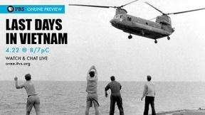 Join the Last Days in Vietnam OVEE Screening