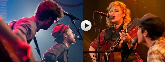 Image of The Lumineers / Shovels & Rope