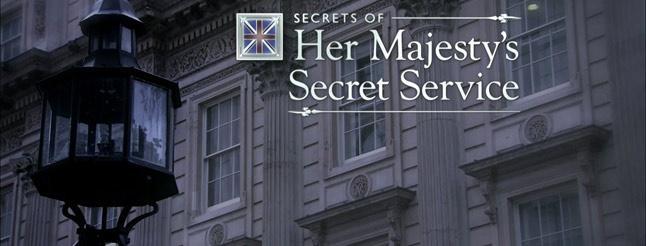 Image of Secrets of Her Majesty's Secret Service