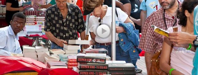Image of Miami Book Fair International LIVE STREAM