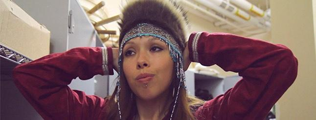 Image of I Am An Alaska Native Dancer