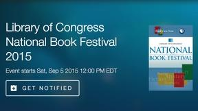 Watch Here: 15th Annual National Book Festival