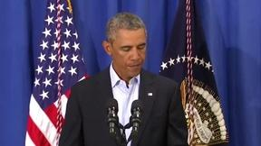 Obama: World Is 'Appalled' by James Foley Killing