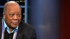 Sit Down with Producer-Musician Quincy Jones