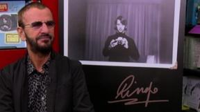 Sit Down with Rock Icon Ringo Starr