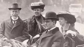 Check Out The Roosevelts Interactive Timeline