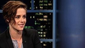 Sit Down with Actress Kristen Stewart