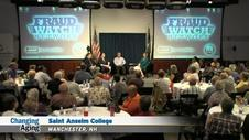 Changing Aging in the Granite State   Fighting Fraud