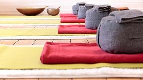 Stretch Out and De-Stress With Restorative Yoga