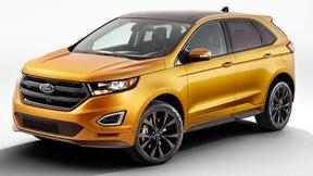 Check Out the Brand New Ford Edge