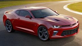 Test Drive the 2016 Chevrolet Camaro