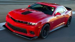 Check Out the 2015 Chevrolet Camaro Z28