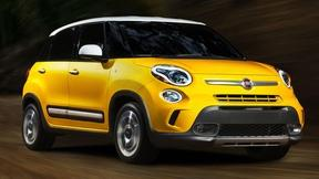 Check Out the New Fiat 500L & Volvo V60