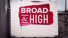 Image of Broad & High Wednesdays at 7:30 pm on WOSU TV