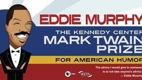 Eddie Murphy Receives The Mark Twain Prize