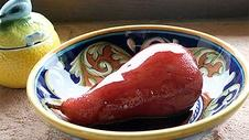 Basic Poached Pears By Annie Copps