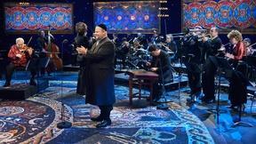 Rejoice with Itzhak Perlman and Yitzchak Meir Helfgot