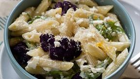 Make Roasted Cauliflower, Feta, and Lemon Pasta